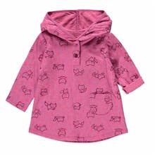 New arrival long sleeve baby dress