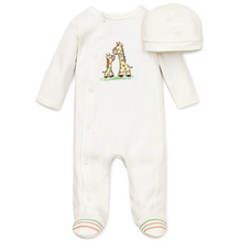Cotton baby suit set unisex baby romper