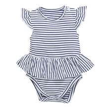 Chinese baby product girl bodysuit