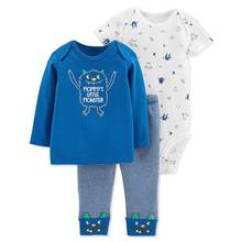 Baby boy newborn clothes,infant baby clothing set