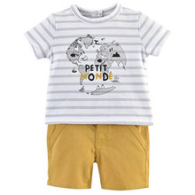 Latest design children clothing sets baby boys set