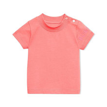 Factory direct sale adorable baby girl t shirt