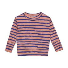 Terry custom printed knitted jersey baby kids wear t