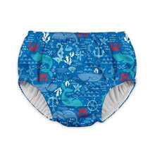 Baby boy swimsuit reusable swim diapers swimming trunks