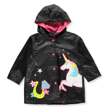 Good quality waterproof kids raincoat for girl
