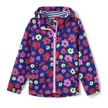 Customized children printed windbreaker jacket