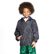 High quality boy windbreaker jacket