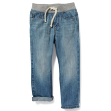 Comfortable high quality jeans for toddler boys
