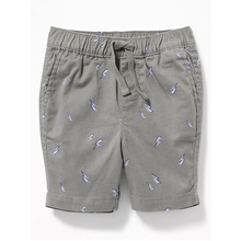 High quality print for shorts for toddler boys