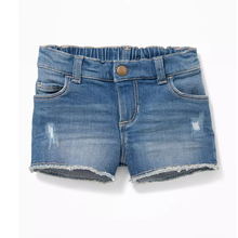 Wholesale custom girl denim shorts