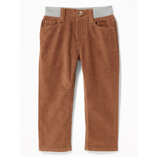 Wholesale elastic waist pants for toddler boys