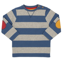 Wholesale striped tops for boys t shirts