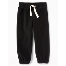 Custom fleece joggers for toddler boys