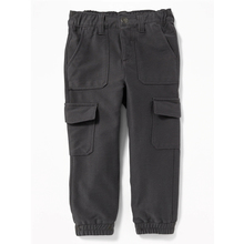 High quality cargo joggers for toddler boys