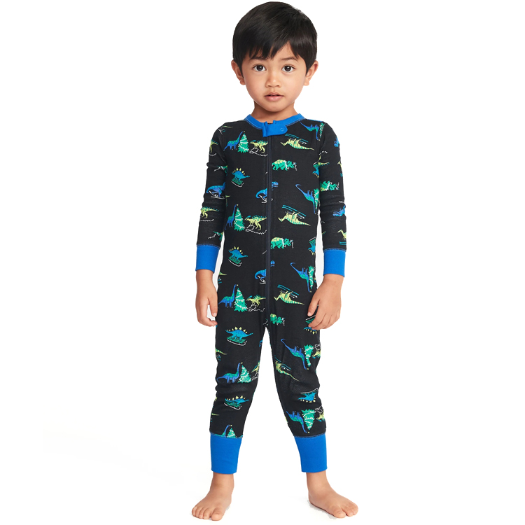 Comfortable lovely for children print sleepers