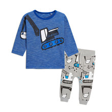 Comfortable boy 2 piece jogging suit