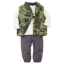 New wholesale children 3 piece set