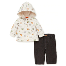 Wholesale hoodie suit children wear