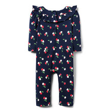 Baby girls pajamas baby romper