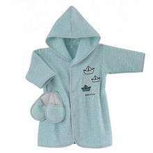 Factory outlets little boys girls baby bathrobe towel