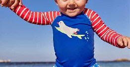 Pick up eligible Kids swimwear for your baby