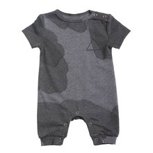 Newbron Baby Romper Pure Cotton Casual Wings Jumpsuit