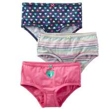 New arrival kids underwear girls' cotton Factory price