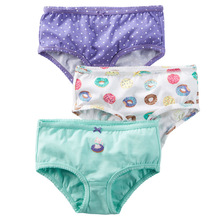 Seamless Cotton Girls Size 7 Under Garments Kids Underwear Brands