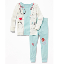 Wholesale organic cotton kids pajamas Sleepwear kids winter pajamas