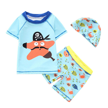 Hot sale new pattern summer cool kids swimwear for girls wholesale kids swimwear