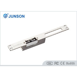 Long Type Stainless Steel Electric Strike For Gate Swing Fail Safe Door Strike
