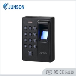 One Relay Standlone Fingerprint Door Access Control With 3 Access Modes