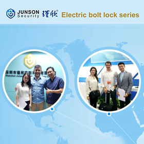 Kindly custom visiting in JUNSON's factory