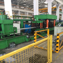 High speed slitting line machine for steel coil