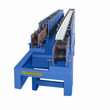 New Arrival 15 Kw gear box driving roll door frame roll forming machine China hot sale