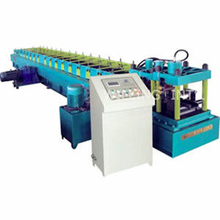 18 Stations C Purlin  Metal Roll Forming Machine For Purlin