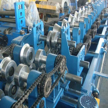 Customized high efficient CZ purlin machine roll forming machine made in China