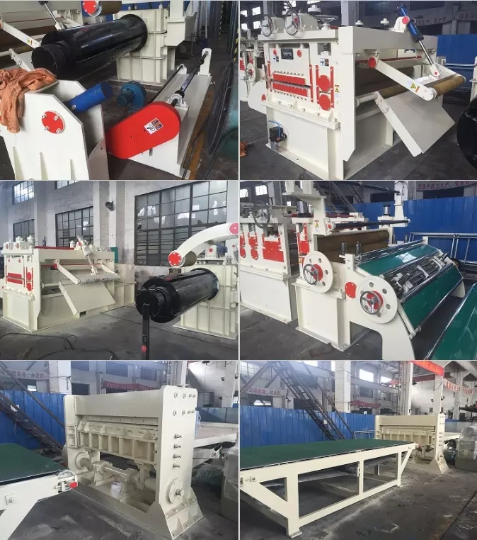 Pictures shows of  3x1600 china stainless steel rolls straightener machine