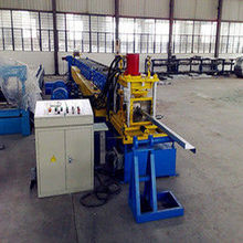 High speed automatic CZ purlin roll forming machine China supplier