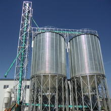 Steel Grain Storage Steel Silo Forming Machine