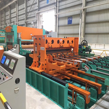Best Steel 0.3mm Automatic Steel Coils Cutting Length Machine Factory And Exporter - ybtformingmachine.com