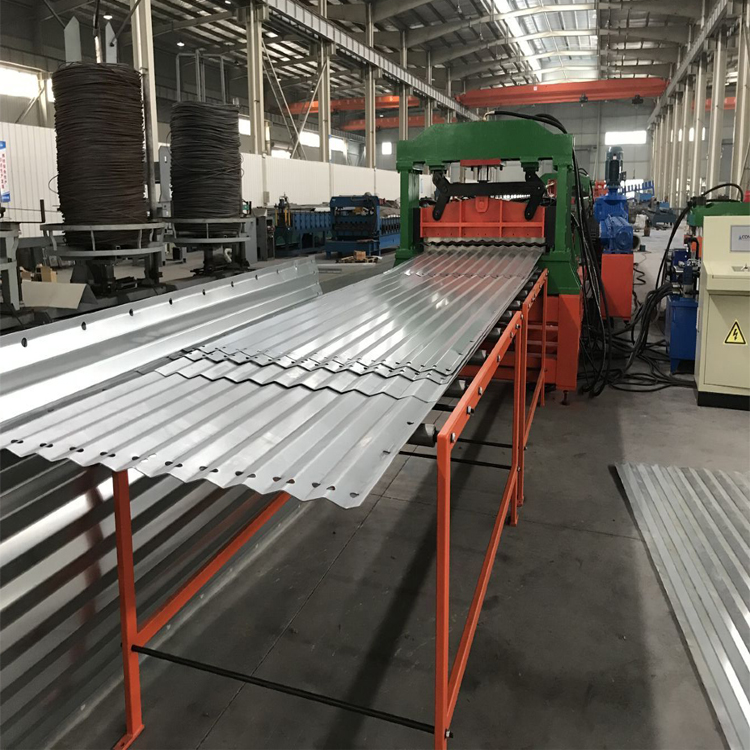 sheet cold roll forming