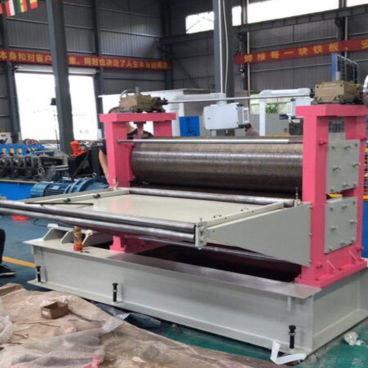 roll forming machine China supplier