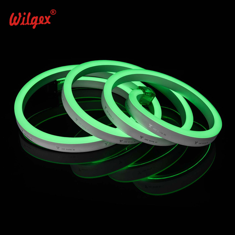 High Quality Factory Price Silicon Mono Color Led Neon Flex