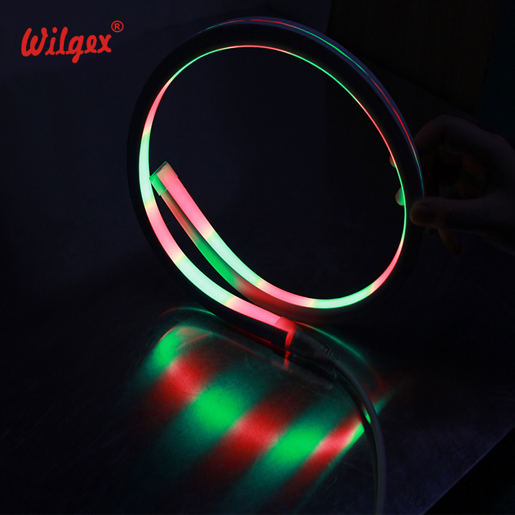 Waterproof China Manufacture IP68 Digital RGB Led Neon Flex