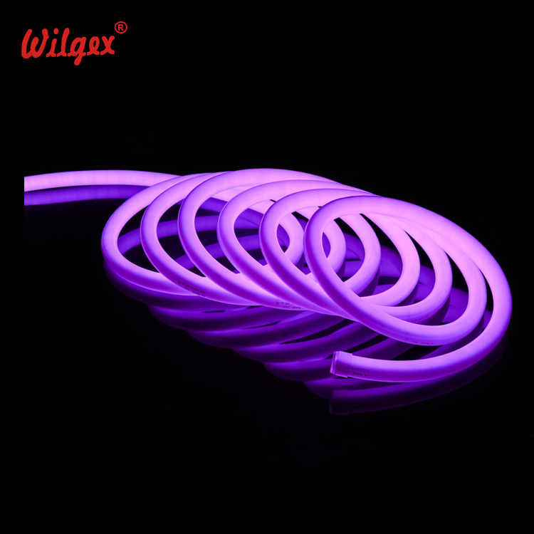 Chinese Manufacturer Single Color 360 Degree Led Neon Flex