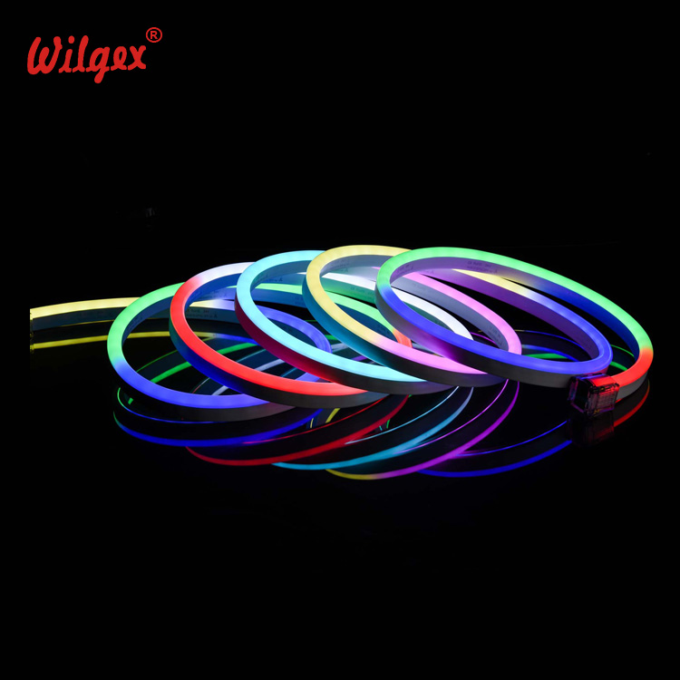 Chinese Manufacturer New Design Digital Rgb Led Neon Flex