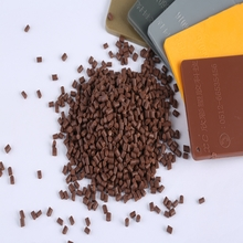 Factory direct brown color masterbatch pp injection masterbatch