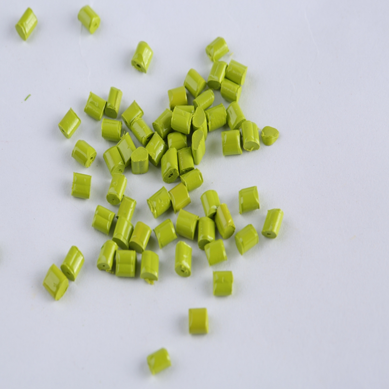 color plastic granules masterbatch
