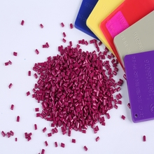 Purple masterbatch color for polycarbnate with high quality and reasonable price
